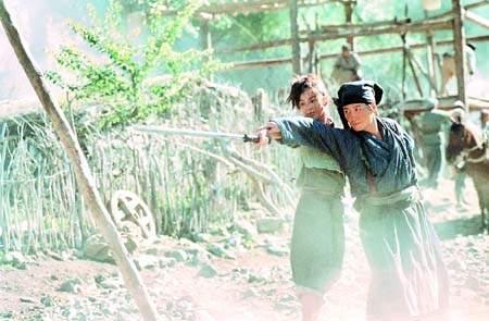 青干剑杨云骢(黎明 饰):忍辱负重真侠客