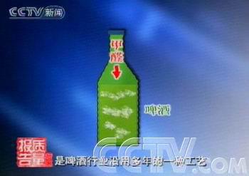 啤酒甲醛事件调查 国产啤酒不比进口啤酒逊色