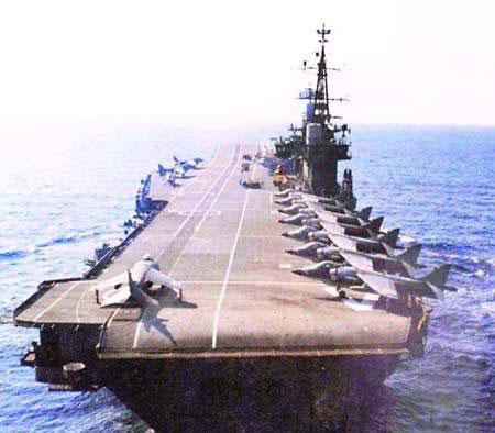 聚焦日印韩航母计划 亚洲航母竞赛中国身处何地