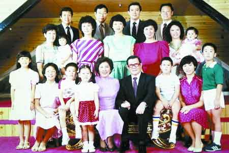 马英九的从政之路:国民党刻意培植的学生领袖