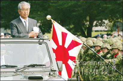 """石原慎太郎扬言:""""现在到了对中国说不的时候""""(组图)"""