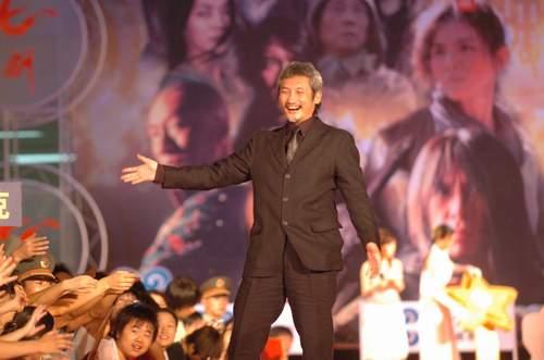 图文:《七剑》全球首映晚会-徐克