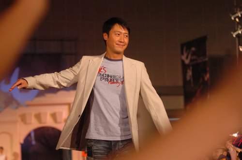 图文:《七剑》全球首映晚会-黎明