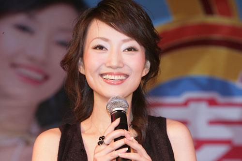 《电视剧风云榜》节目主持人索妮