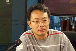 搜狐产经中心副总监何毅