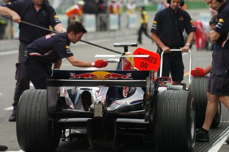 [体育](1)赛车�D�DF1德国站比赛即将举行