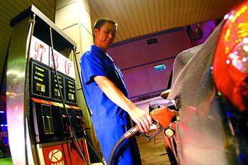 汽、柴油又涨价(图)