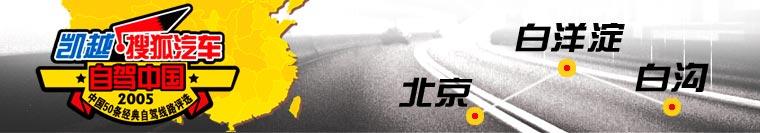 北京-白洋淀-白沟-北京