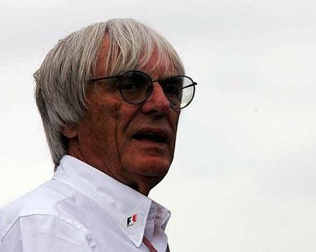伯尼对香港和记购买F1做回应:不改变目前的股东