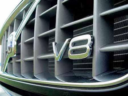 不只是安全 沃尔沃XC90 V8行政级高清图片