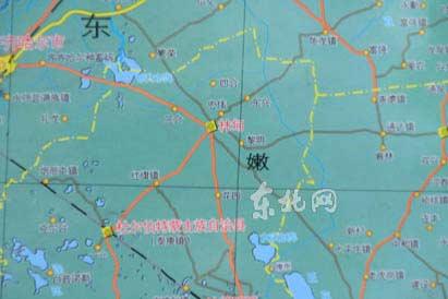 黑龙江大庆发生里氏5.1级地震 已发8次余震(图)