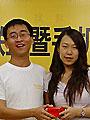 中国手机玩家大联盟高手频出