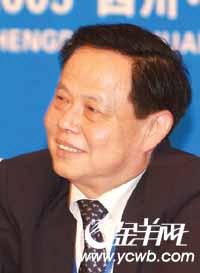 广西壮族自治区主席陆兵:泛珠合作接合东盟(图)