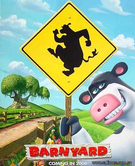 梦工厂动画新电影 《Barnyard》