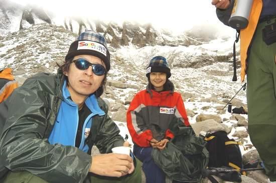 张朝阳:我差点掉进了冰裂缝
