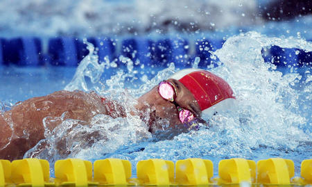 图文:中国女队世锦赛接力夺铜