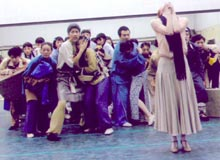 大型舞剧《南京1937》精彩剧照
