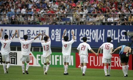 图文:中国战平韩国