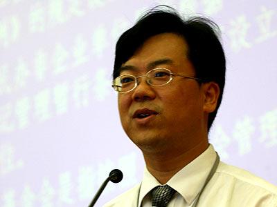 图:国家税务总局所得税管理司副处长刘磊