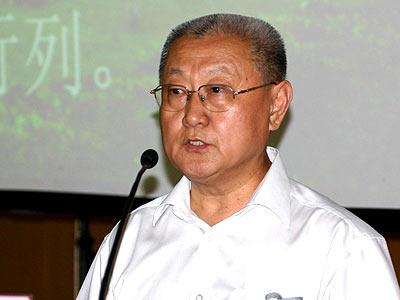 图:中国社会科学院旅游研究中心主任张广瑞