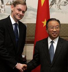 首次中美战略对话8月1日在北京举行