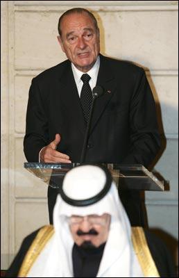 组图:沙特王储阿卜杜拉4月访问法国