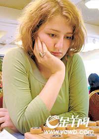 美女棋手逐个数:德国美女下象棋(图)