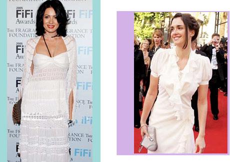 时尚:全面白色,刷新艳夏的缤纷