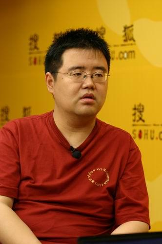 """超级女声评委常宽科尔沁夫做客搜狐谈""""超女"""""""