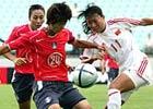 2008女足东亚四强赛,女足,中国之队