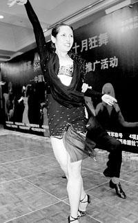 舞蹈秀《燃烧的地板》带来舞蹈盛宴