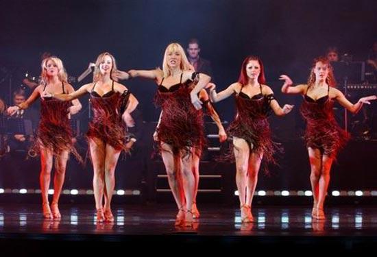 图:舞蹈经典《燃烧的地板》精彩剧照―5