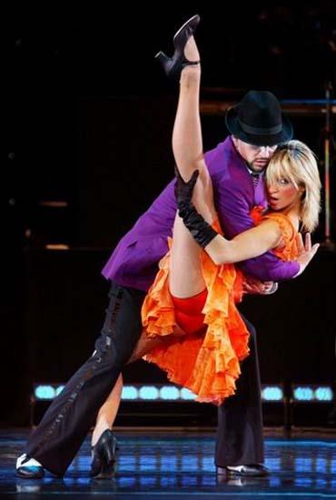 图:舞蹈经典《燃烧的地板》精彩剧照―10