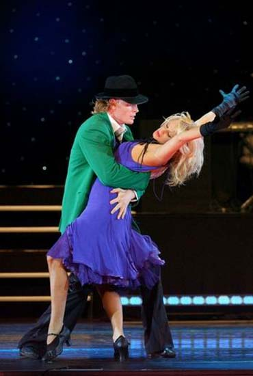 图:舞蹈经典《燃烧的地板》精彩剧照―11