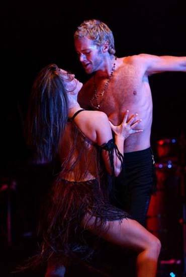 图:舞蹈经典《燃烧的地板》精彩剧照―13