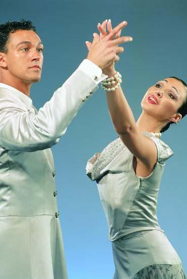 图:舞蹈经典《燃烧的地板》精彩剧照―16