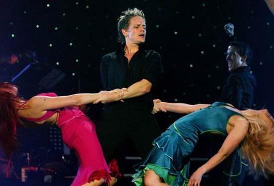 图:舞蹈经典《燃烧的地板》精彩剧照―21
