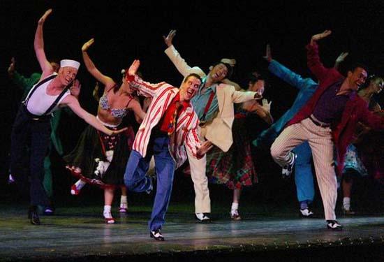 图:舞蹈经典《燃烧的地板》精彩剧照―40