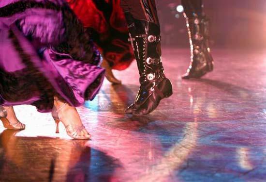 图:舞蹈经典《燃烧的地板》精彩剧照―47