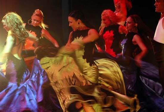 图:舞蹈经典《燃烧的地板》精彩剧照―48