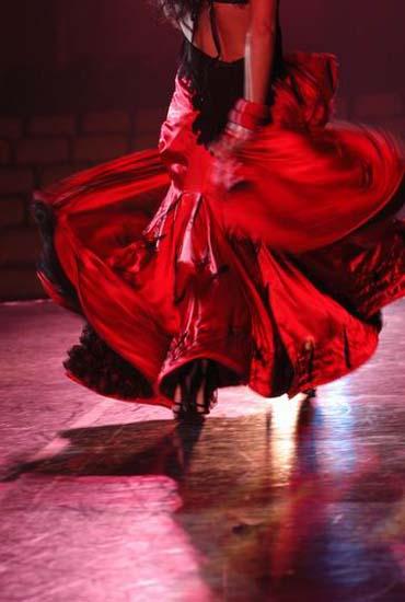 图:舞蹈经典《燃烧的地板》精彩剧照―52