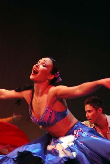 图:舞蹈经典《燃烧的地板》精彩剧照―55