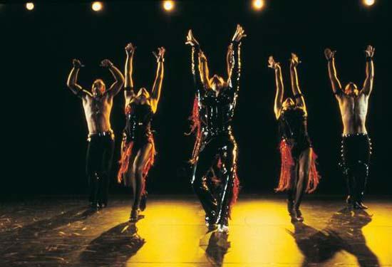 图:舞蹈经典《燃烧的地板》精彩剧照―58