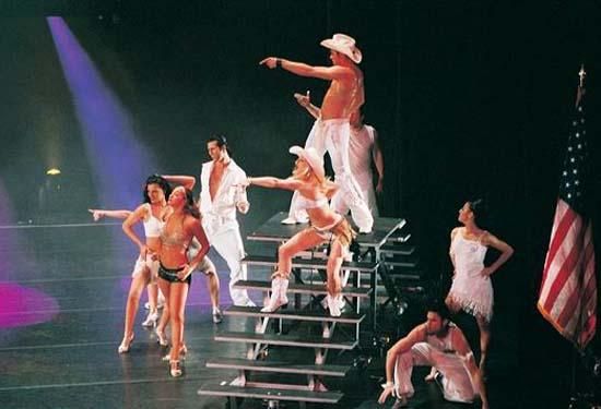 图:舞蹈经典《燃烧的地板》精彩剧照―63