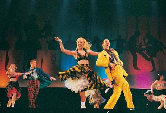 图:舞蹈经典《燃烧的地板》精彩剧照―68