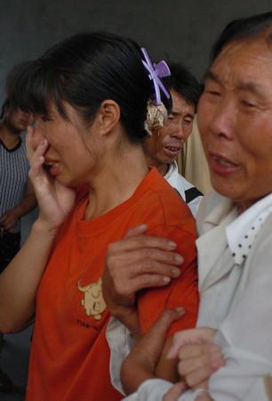 广东积极安置兴宁煤矿透水事故受困人员家属
