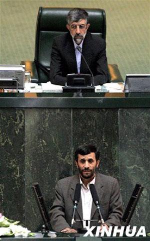 伊朗新总统 核僵局 我有新提议