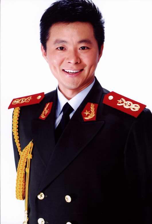 图文:《一个士兵的故事》主演―王宏伟