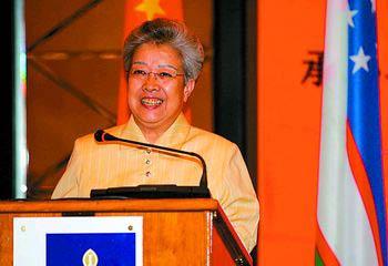 福布斯2005年百位最具影响力女性 吴仪位居榜眼