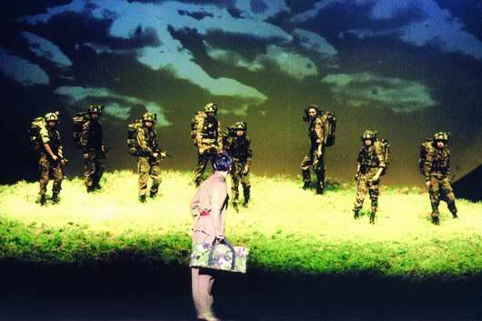 图:《一个士兵的故事》精彩剧照―16